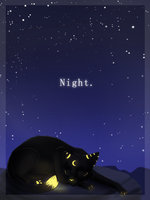 Night by Lilinera