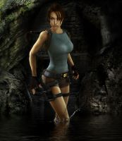 Lara Croft 30 by legendg85