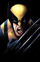 wolvie growl by deemonproductions