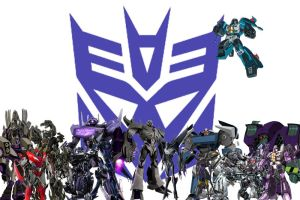 The Decepticons by Connorgodzilla