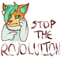 Stop the revolution by embae