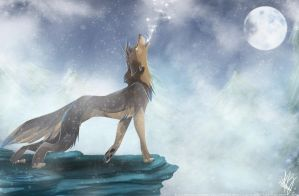 .:THe soNG For tHE IcE NIGht: by Seppyo