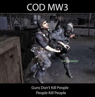 People Kill People by Ghost141