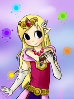 Zelda by Michichelle94