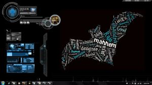 Ultimate Batman Customization ( Windows 7 ) by mannem