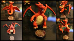 #006 Charizard by cheese-puff82