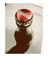 I love Coke by waga27