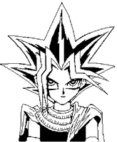 Yami YuGiOh - Blanks by usagisailormoon20