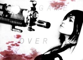 Game Over.for fun by kjm1721