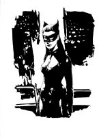 Catwoman by superegomark