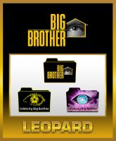 Leopard Big Brother Folders by TMacAG