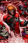 Red lantern colors by hanzozuken