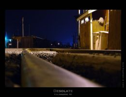 Desolate by kcegraphics