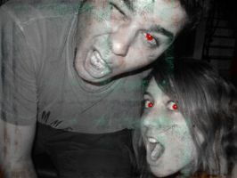 zombies by besen