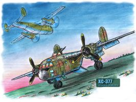 XC-377 by TheXHS