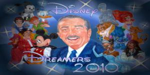 2010 Disney Dreamers Banner by LaSirenOfEire