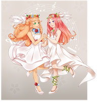 eE: Festival Event 2 - Celebration by paachi