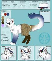 Trefotur - Hawksfeathers97 - Snover by Hawksfeathers97
