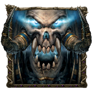 PNG for icon. WarCraft (Undead) by AndreySemenov