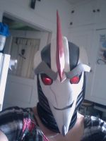 Better Starscream mask! by pennyfarthing1893