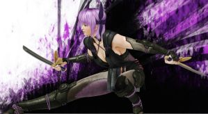 Ayane sn1 by EvilkaiUnlimited