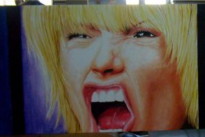 Anger by Fayerin