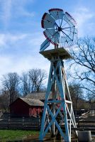 Windmill windmill for the land by NamekAngelIvy