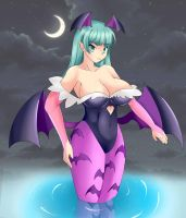 Morrigan by Pure-Color