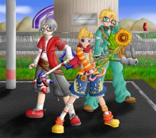 Mother Kingdom Hearts Bound by Lady-of-Link