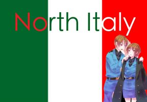Italy and FemItaly Wallpaper by xXxDeathnoteNekoxXx