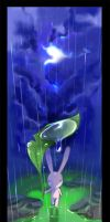 The Rain history by mude