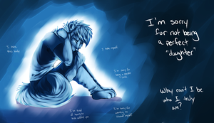 i'm sorry by Spottedfire23