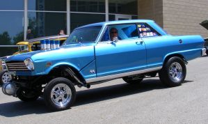 Chevy II Gasser by colts4us