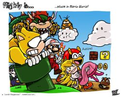 5$Comm MiGHTY is in MarioWorld by theEyZmaster