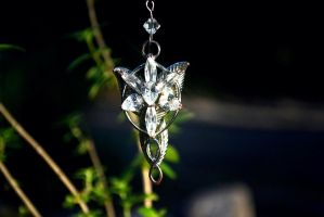 The Evenstar of Arwen by AmbitiousArtisan
