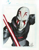 Sith Inquisitor by judegallagher28