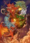 Tiamat Cover by igbarros