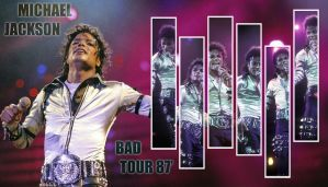King Of Pop - Stage Lights by shyangell