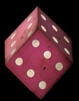 Confused Cube by pelleron-stock