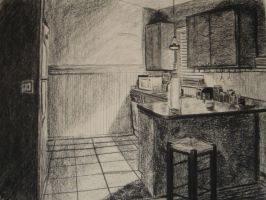 Charcoal Kitchen by RandyS01