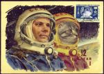 Communist cats also ventured into space by Tijgerkat