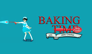 Jane Crocker: Baking Time by keishakips