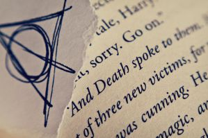 Deathly Hallows by Limpic-Photographic