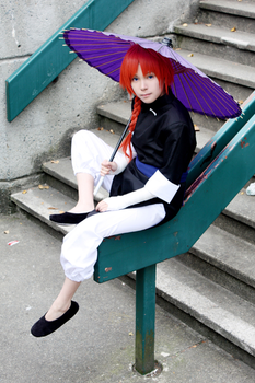 Gintama: Hi there by Kralle-K