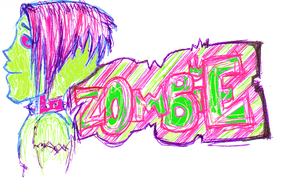 Zombie by ToastedKeeda