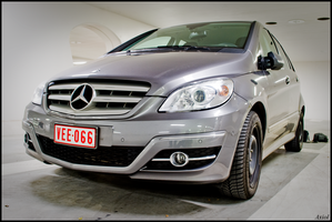 Mercedes at Guillemins by Axiol