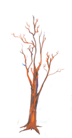 tree by ozwalled