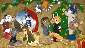 All I want for Christmas by shani-hyena