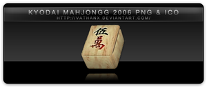 Kyodai Mahjongg Icon by Vathanx