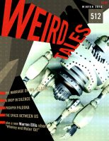 REMAKE: Weird Tales Magazine by PaulSizer